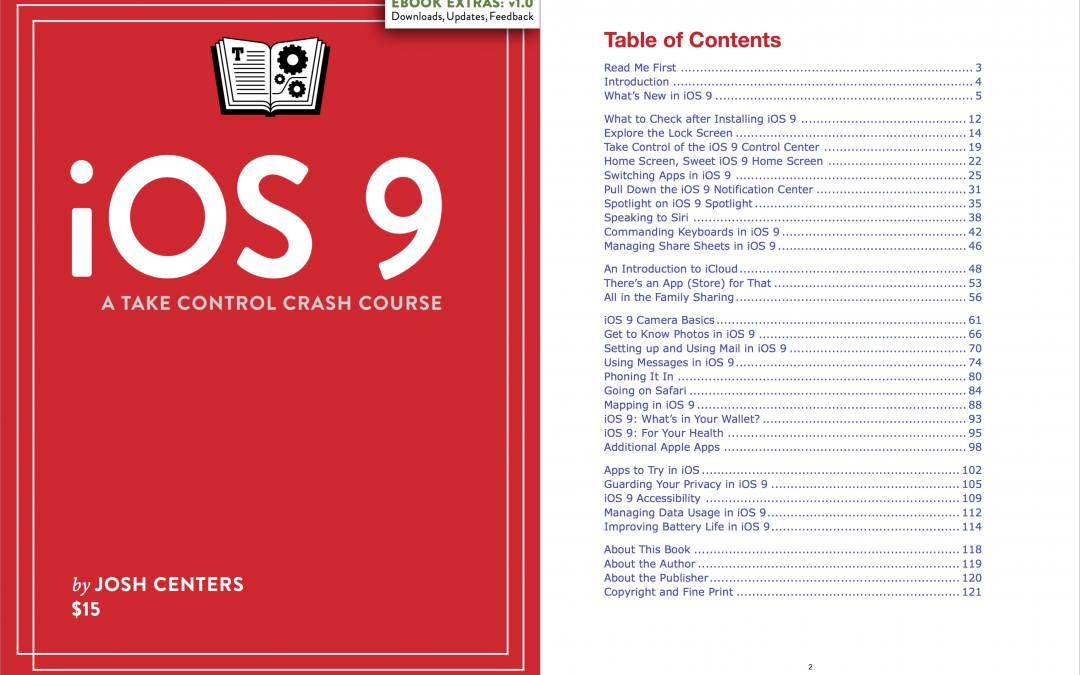 Get More from iOS 9 with this Crash Course