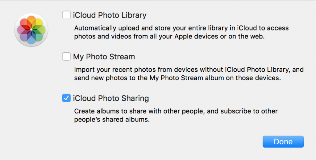 iCloud-Photo-Sharing-switch