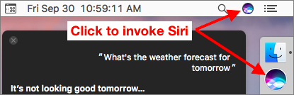 Siri-click-to-invoke