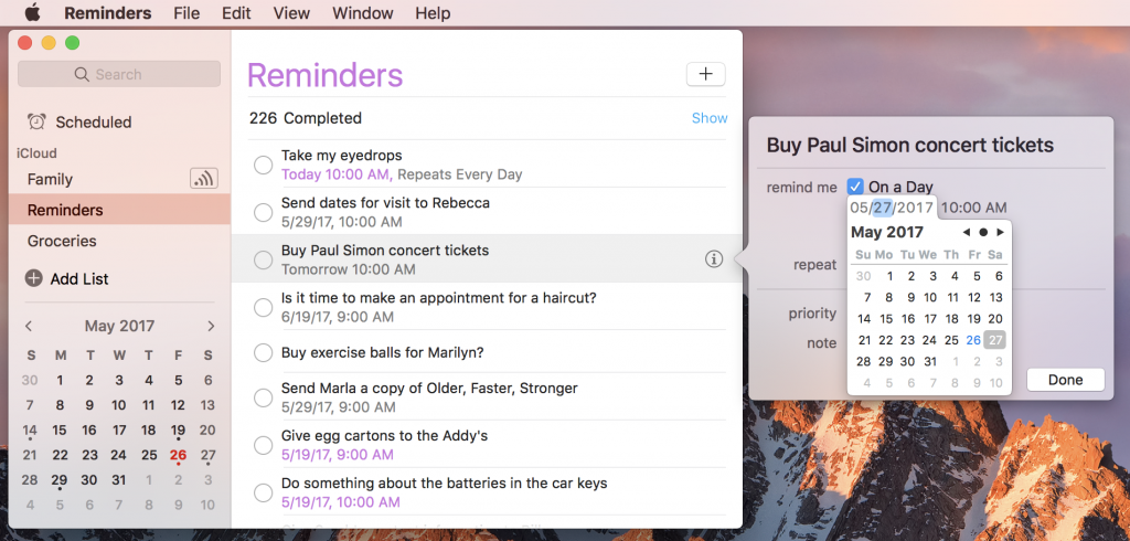 How to Stay on Top of Your To-Dos in Apple's Reminders App