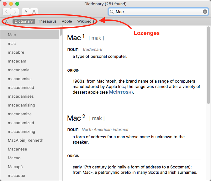 Did You Know Apple Hid Huge Reference Books in Your Mac?