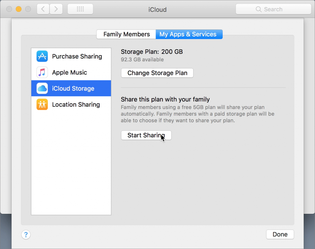 Want to Spend Less on iCloud Drive Storage for Your Family? | Simply