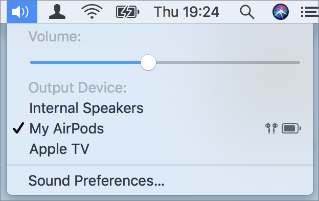 connect airpods to macbook connection rejected