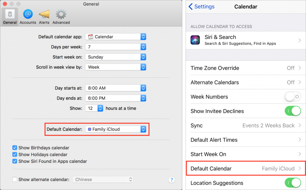 Follow This Quick Tip to Put Calendar Events in the Right Place