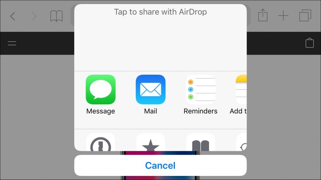Sharing on the iPhone and iPad Is an Essential Skill—and