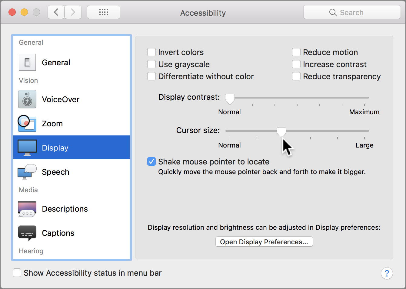 How to Increase the Pointer Size on Your Mac | Simply Mac