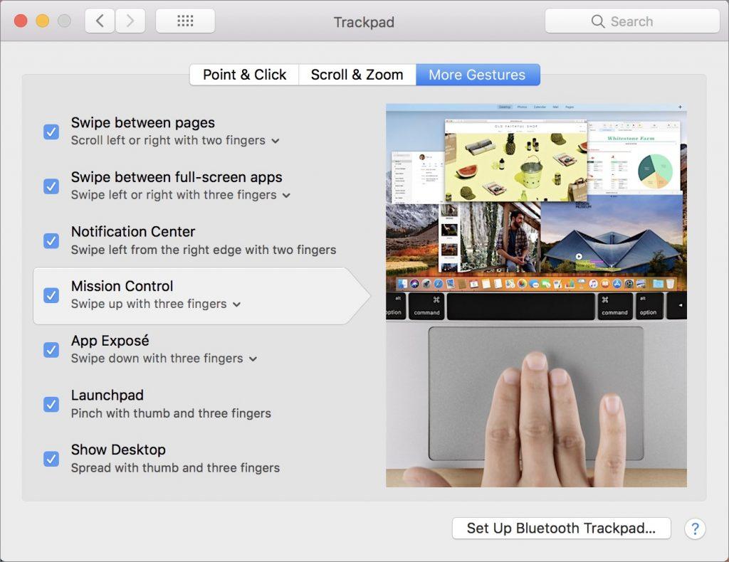 Voor de Pro Apple gebruikers! Hier wordt je heel snel met je Mac van.