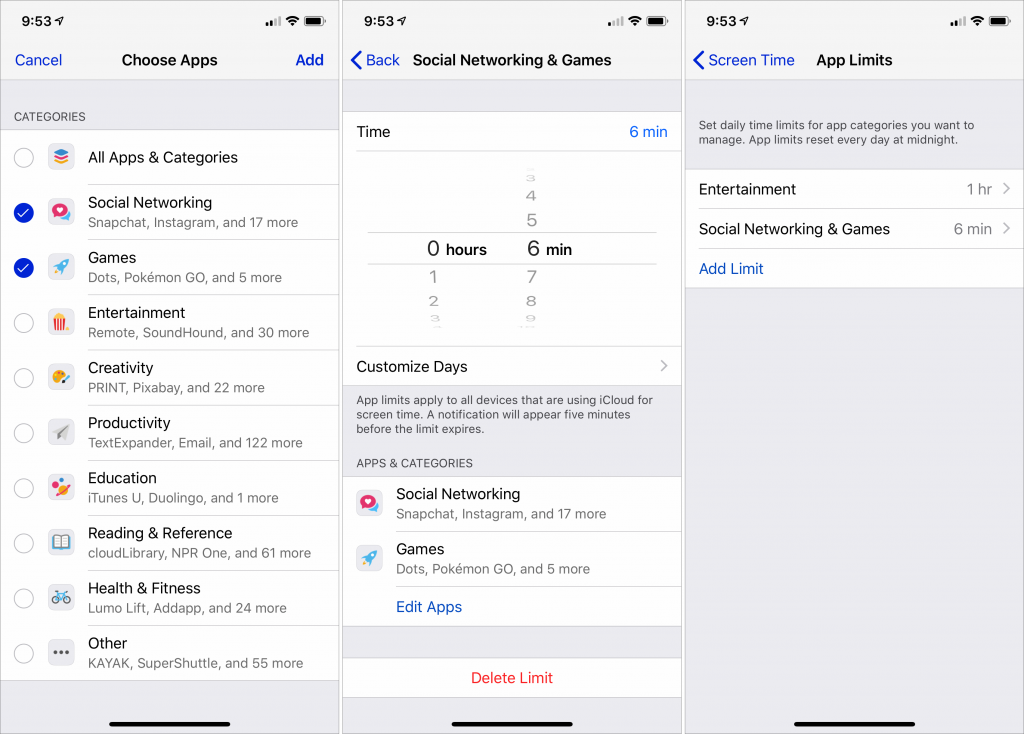 Ios 12s Screen Time Feature Helps You Manage Your Iphone Usage