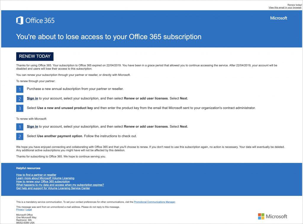 Beware Microsoft Office 365 Phishing Attacks! - Austin MacWorks